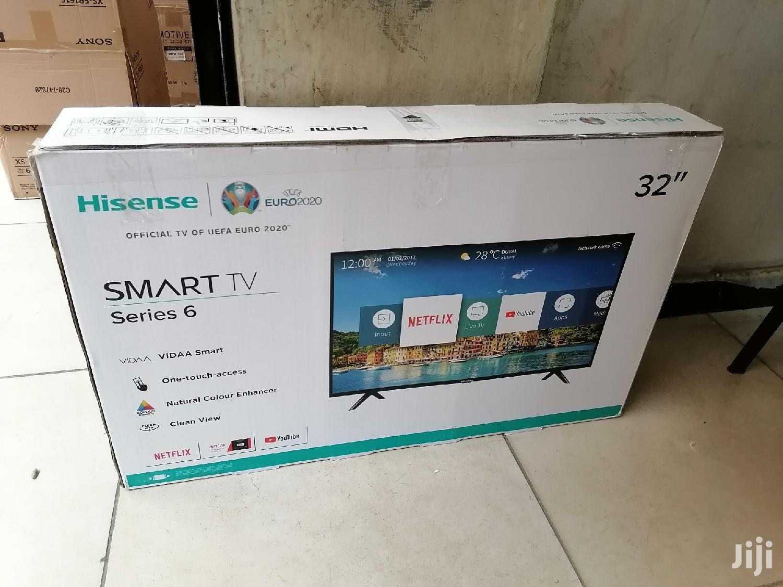 Brand New Hisense Smart Led TV 32 Inch