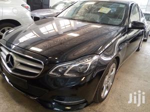 Mercedes-Benz E200 2014 Black   Cars for sale in Nyali, Ziwa la Ngombe