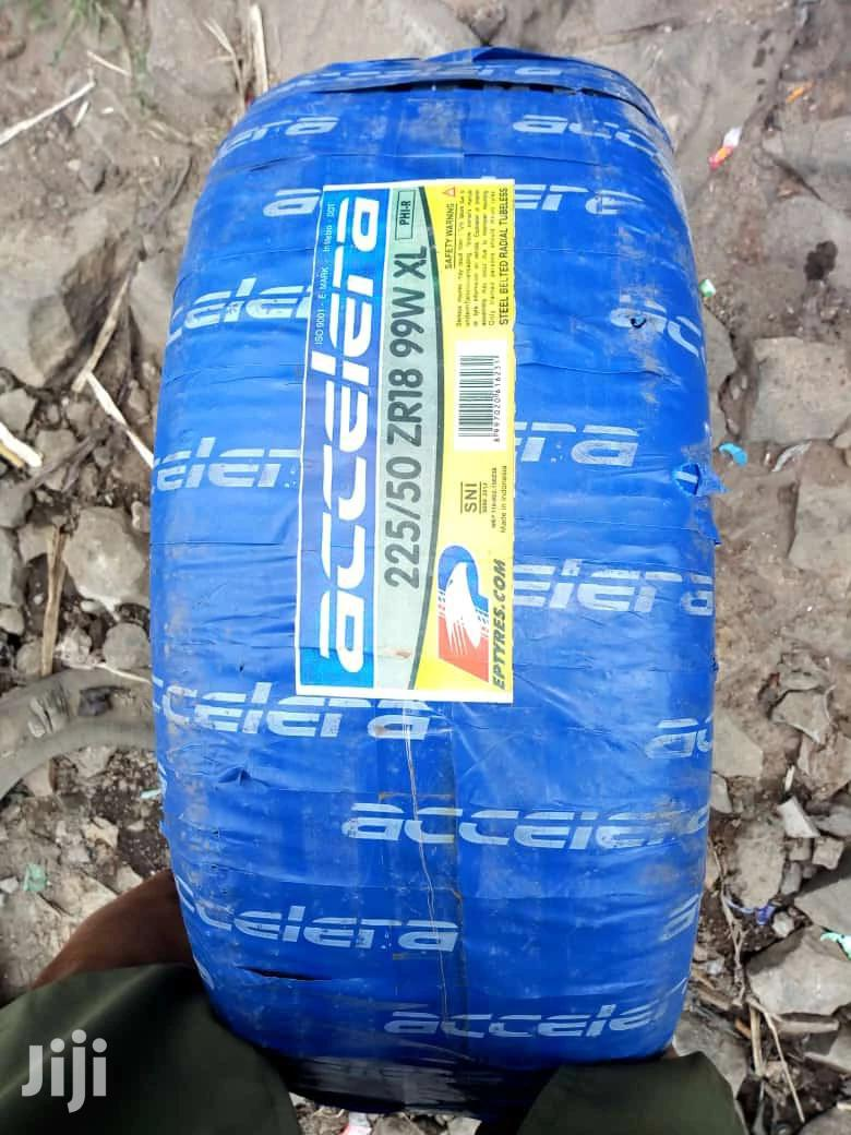 225/50zr18 Accerera Tyres Is Made In Indonesia