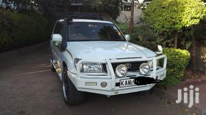 Toyota Land Cruiser 2001 HDJ 100 White | Cars for sale in Nairobi, Westlands