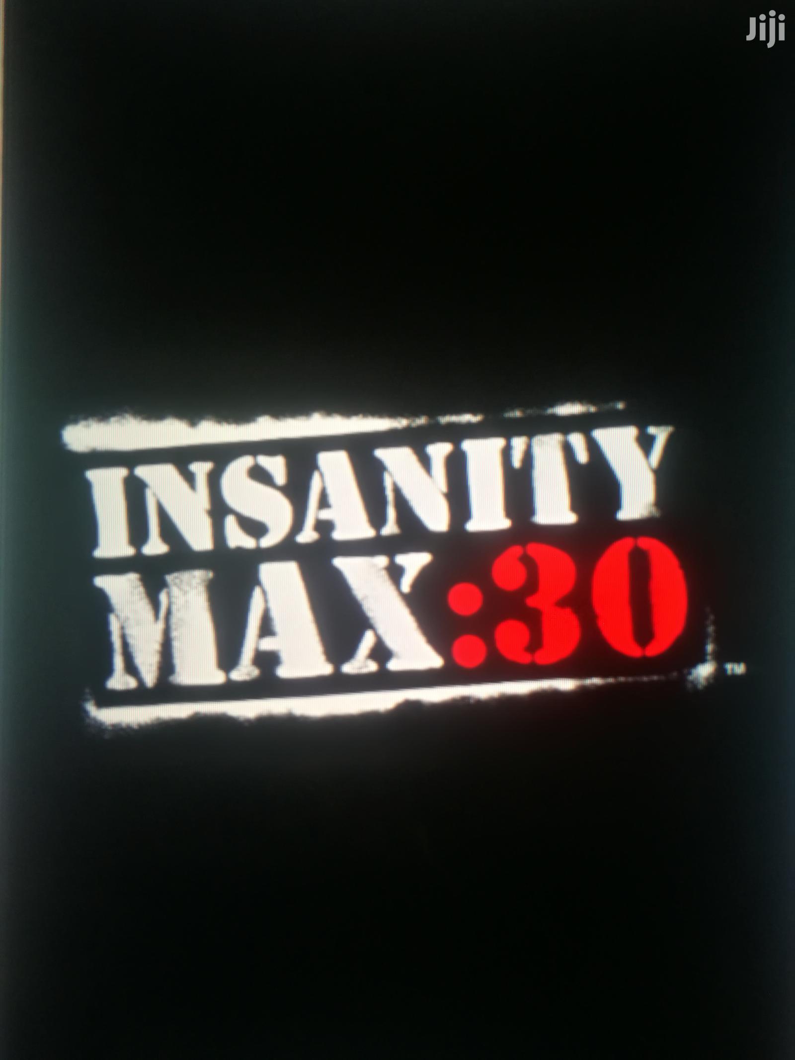 Insanitymax 30/ P90x Home Workout Videos
