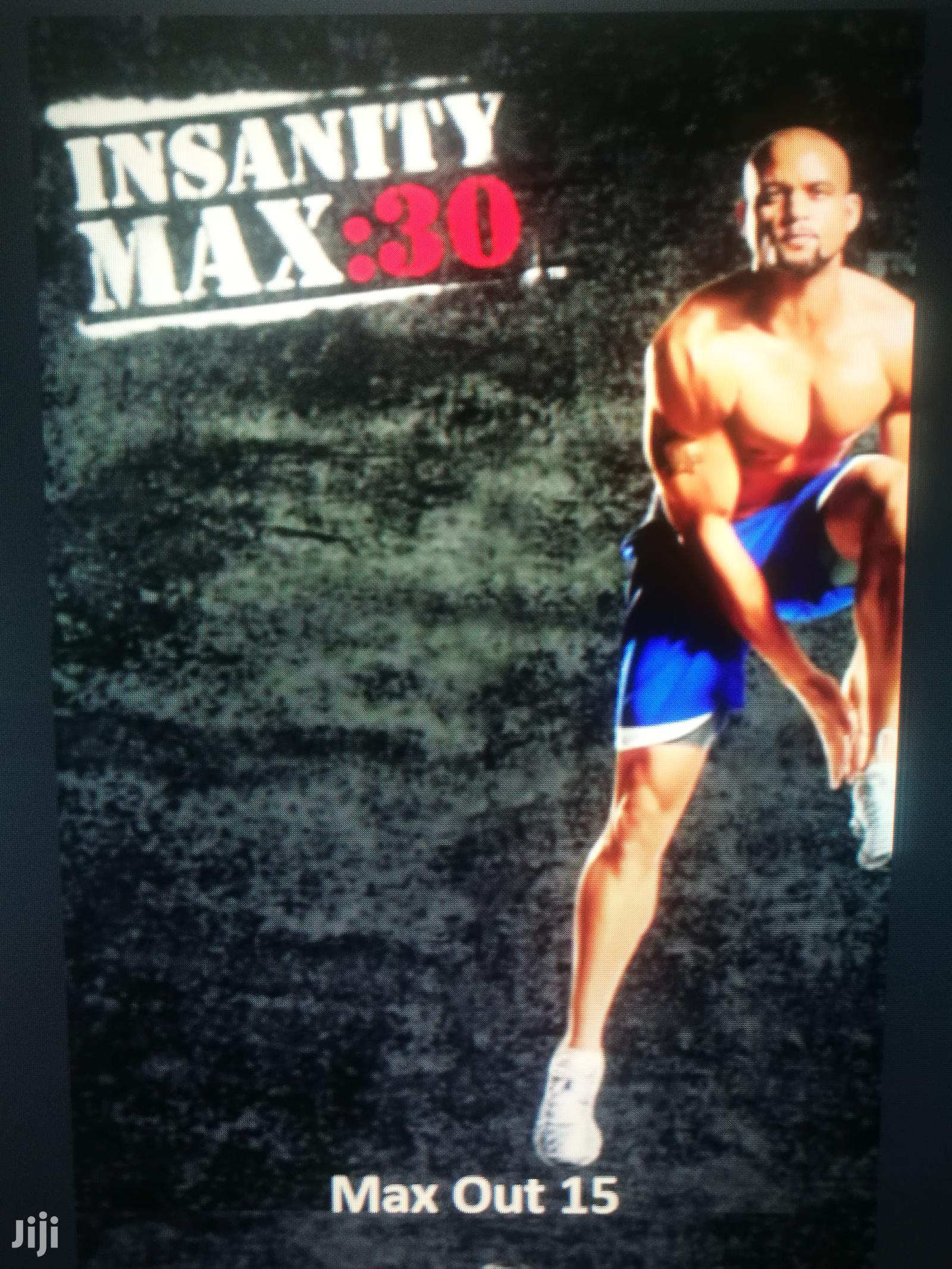 Insanitymax 30/ P90x Home Workout Videos | CDs & DVDs for sale in Nairobi Central, Nairobi, Kenya