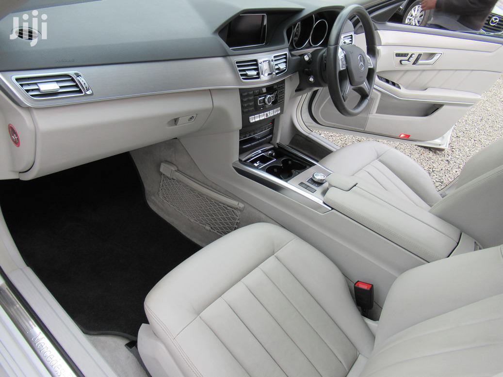 Archive: Mercedes-Benz E250 2013 White