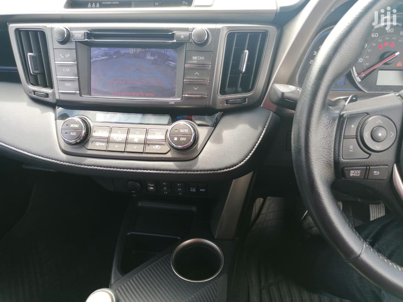Toyota RAV4 2014 Gray   Cars for sale in Ziwa la Ngombe, Nyali, Kenya