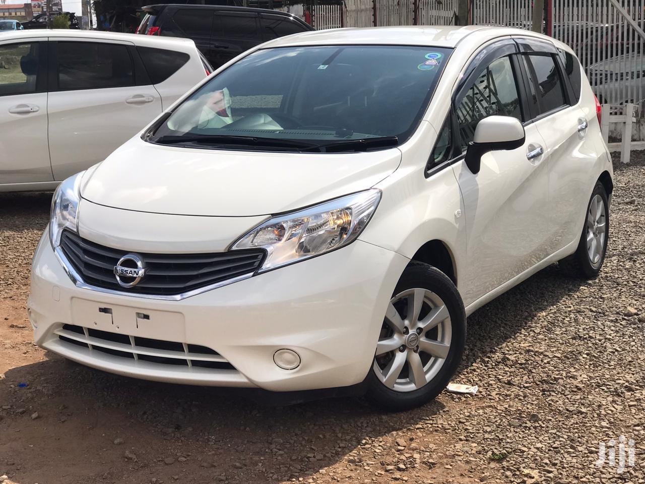Nissan Note 2012 1.4 White