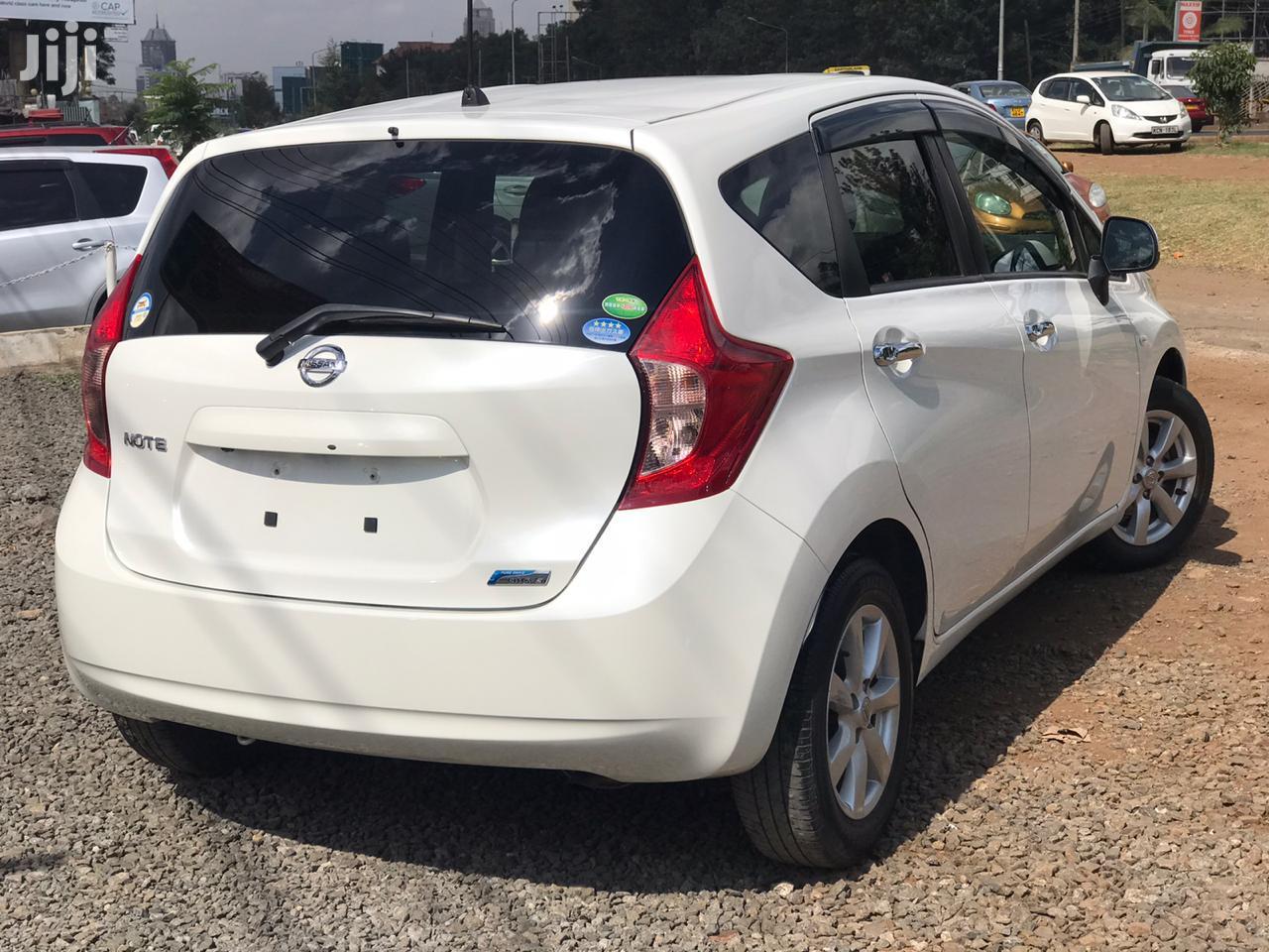 Nissan Note 2012 1.4 White | Cars for sale in Nairobi Central, Nairobi, Kenya