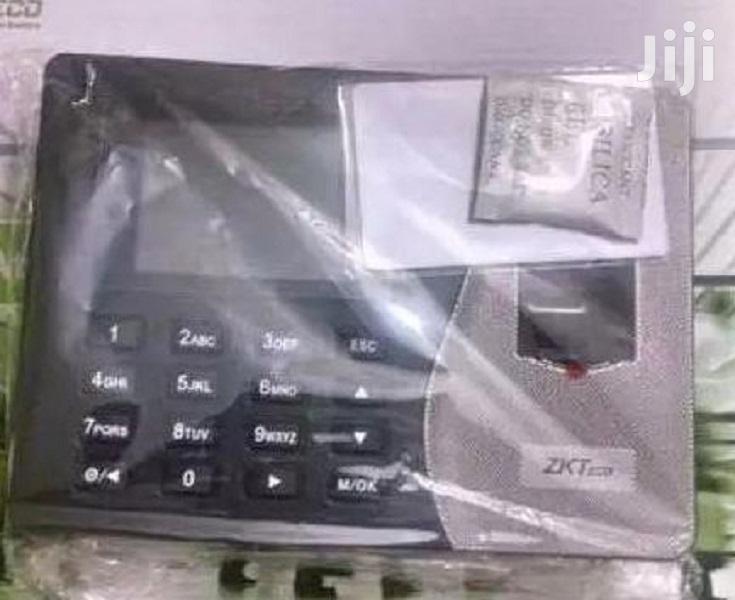 Zk Teco K40 Biometric Time Attendance