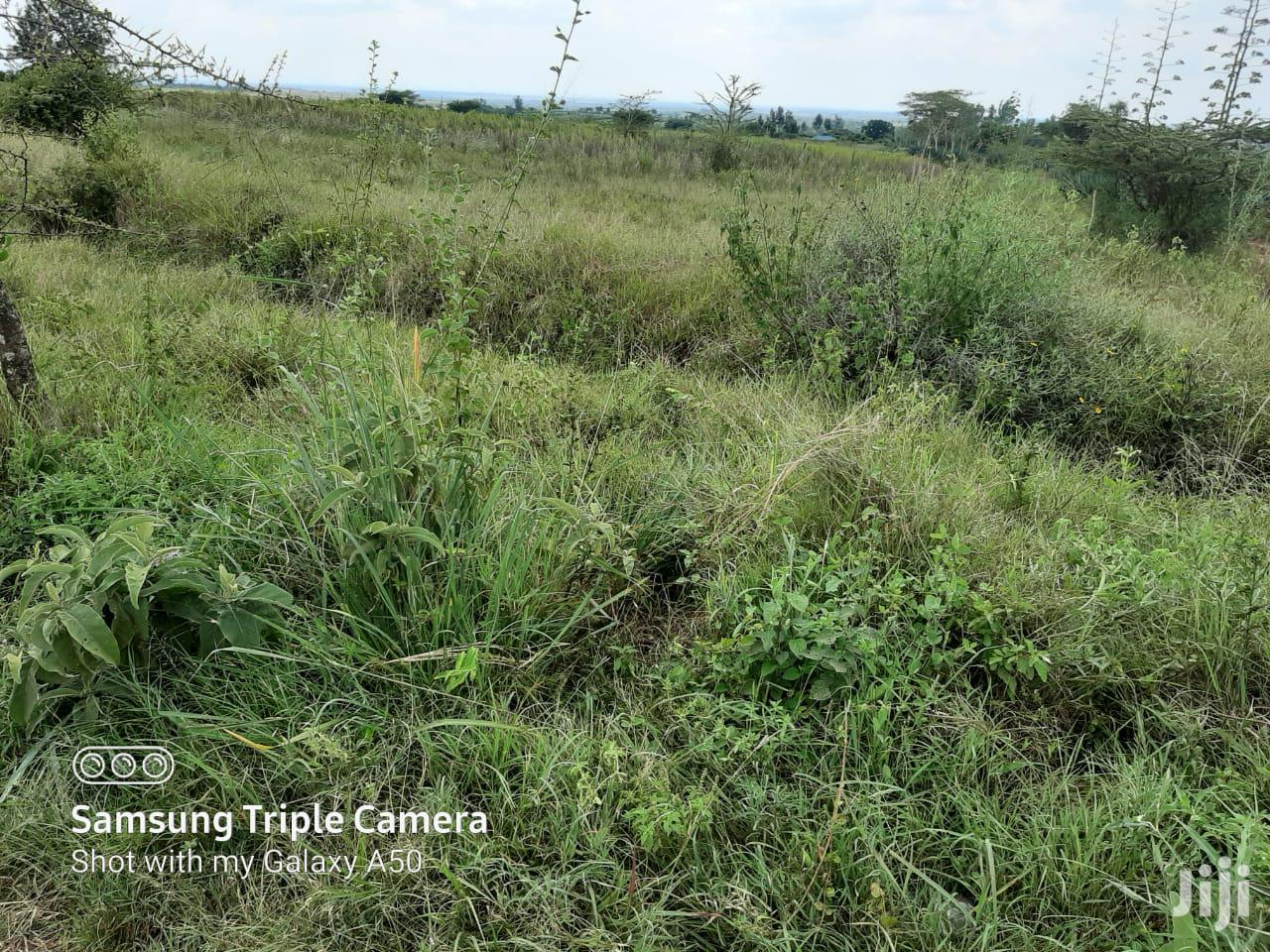 1 Acre for Sale in Kinanie ,15 Km From Mombasa Road .