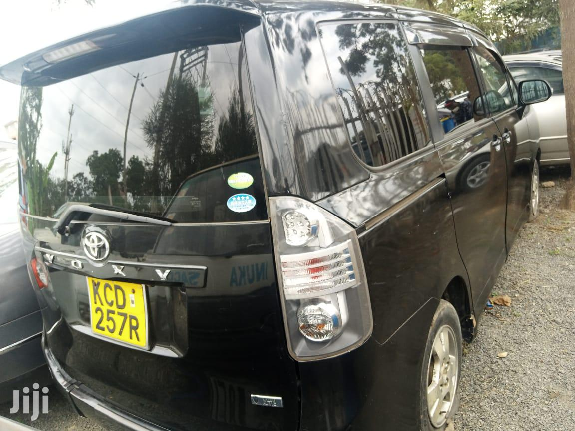 Toyota Voxy 2008 Black | Cars for sale in Umoja II, Nairobi, Kenya