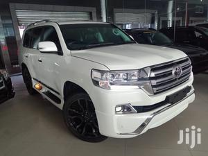 Toyota Land Cruiser 2014 White   Cars for sale in Mombasa, Mombasa CBD