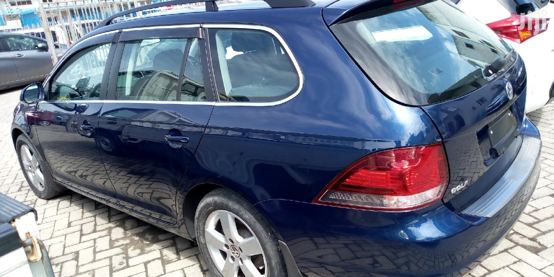 Volkswagen Golf 2013 Blue | Cars for sale in Shimanzi/Ganjoni, Mombasa, Kenya