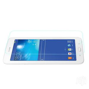 """Tempered Glass Screen Protector for Samsung Tab 3 7"""" Lite - Clear"""