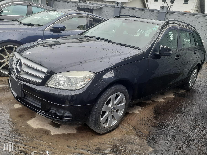 New Mercedes-Benz C200 2012 Black | Cars for sale in Shimanzi/Ganjoni, Mombasa, Kenya