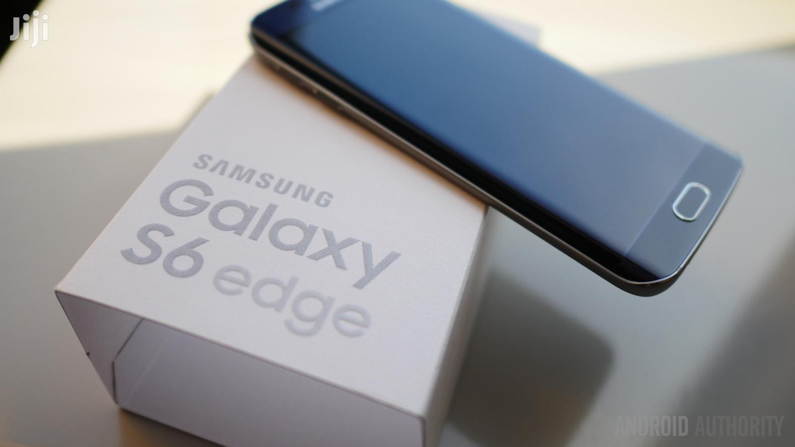 New Samsung Galaxy S6 edge 32 GB Gold   Mobile Phones for sale in Nairobi Central, Nairobi, Kenya