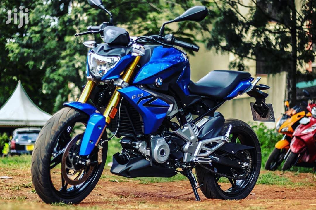 BMW 2019 Blue