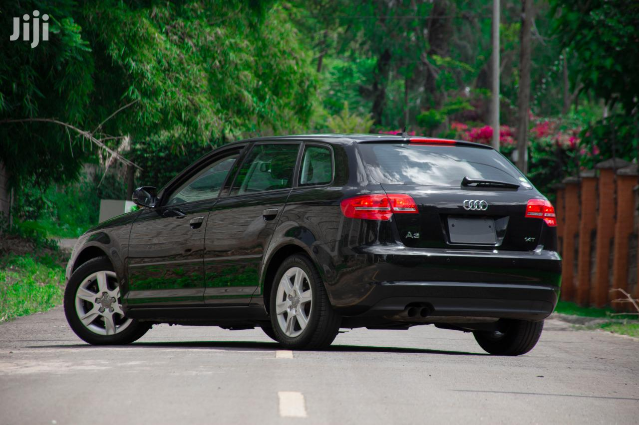 Archive: Audi A3 2013 Black