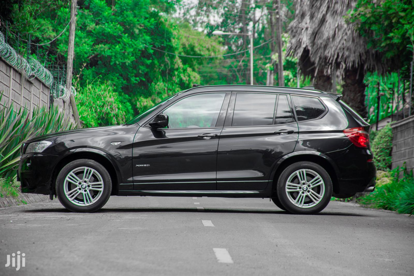 Archive: BMW X3 2013 xDrive28i Black