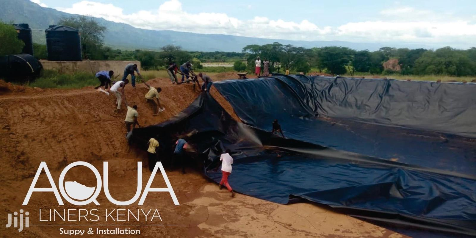 Dam Liner, Pond Liner, Tank Liner | Farm Machinery & Equipment for sale in Nairobi Central, Nairobi, Kenya