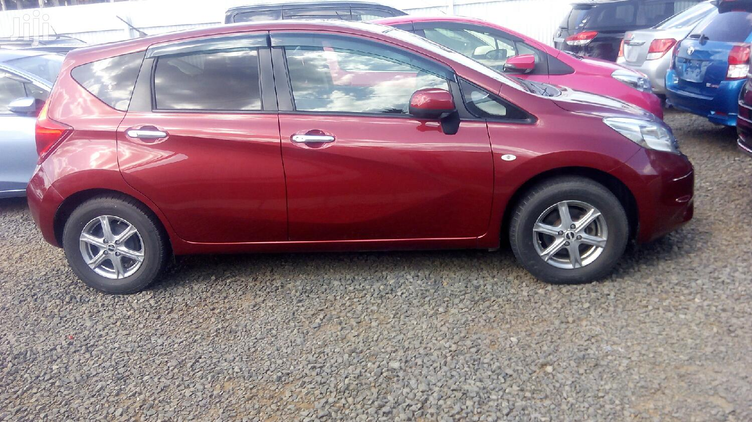 Nissan Note 2013 Red | Cars for sale in Kilimani, Nairobi, Kenya