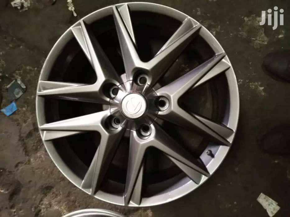 Luxus Vx Sports Rims Size 20