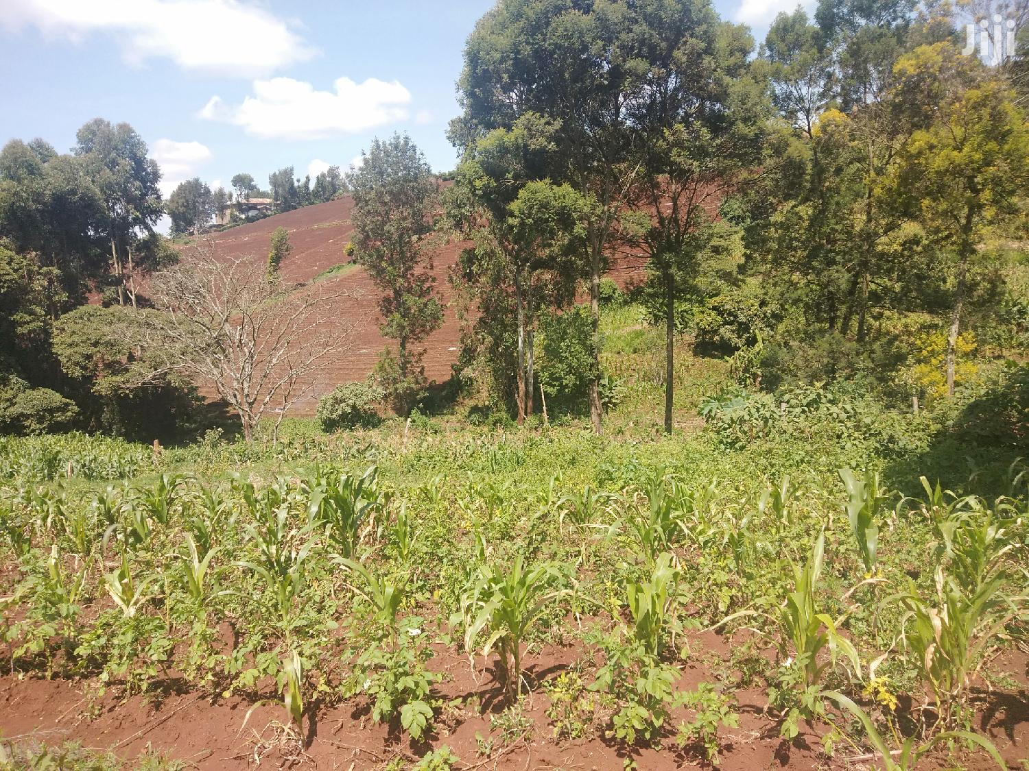 Archive: Quick Sale 1/2 Acre Ngong - Kahara Road