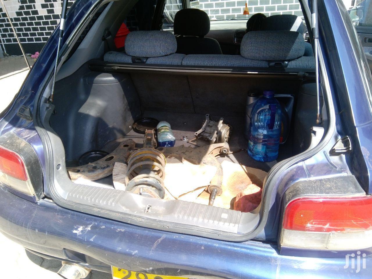 Archive: Subaru Impreza 1997 Wagon Blue