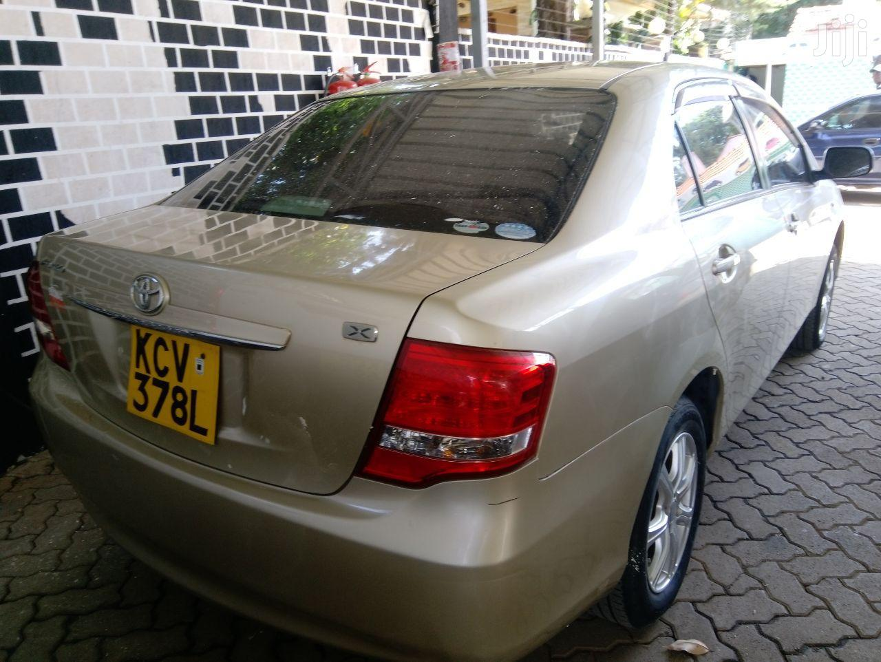 Archive: Toyota Corolla 2012 Gold