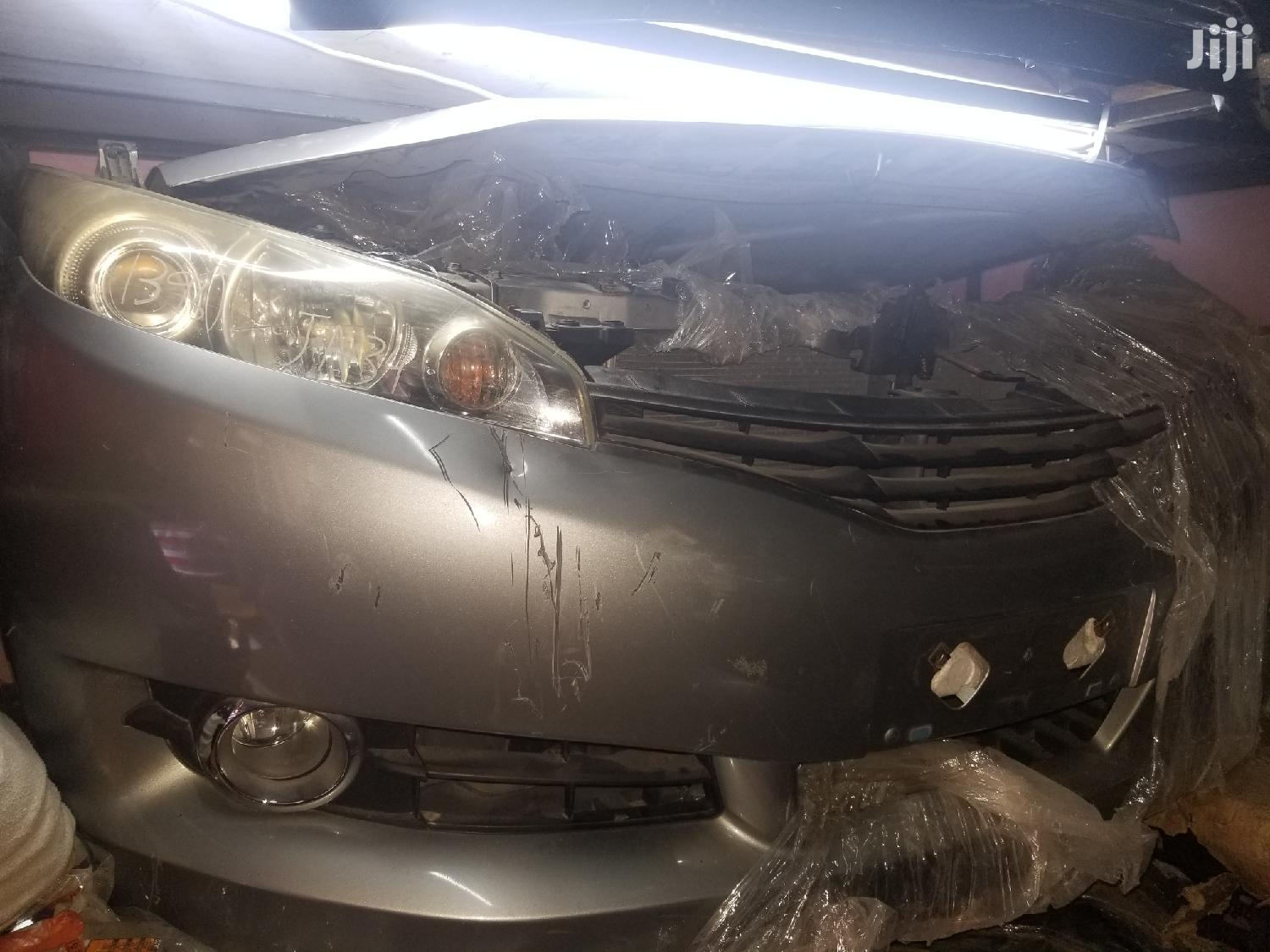 Wish 2010 Xenon Nosecut Auto Car Body Parts | Vehicle Parts & Accessories for sale in Nairobi Central, Nairobi, Kenya