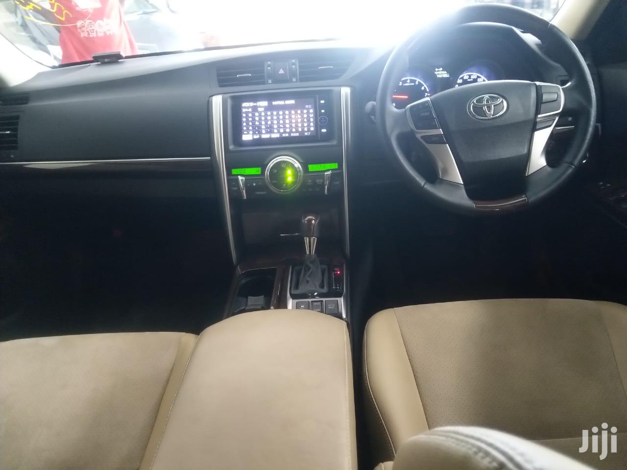 Toyota Mark X 2013 White | Cars for sale in Tudor, Mombasa, Kenya