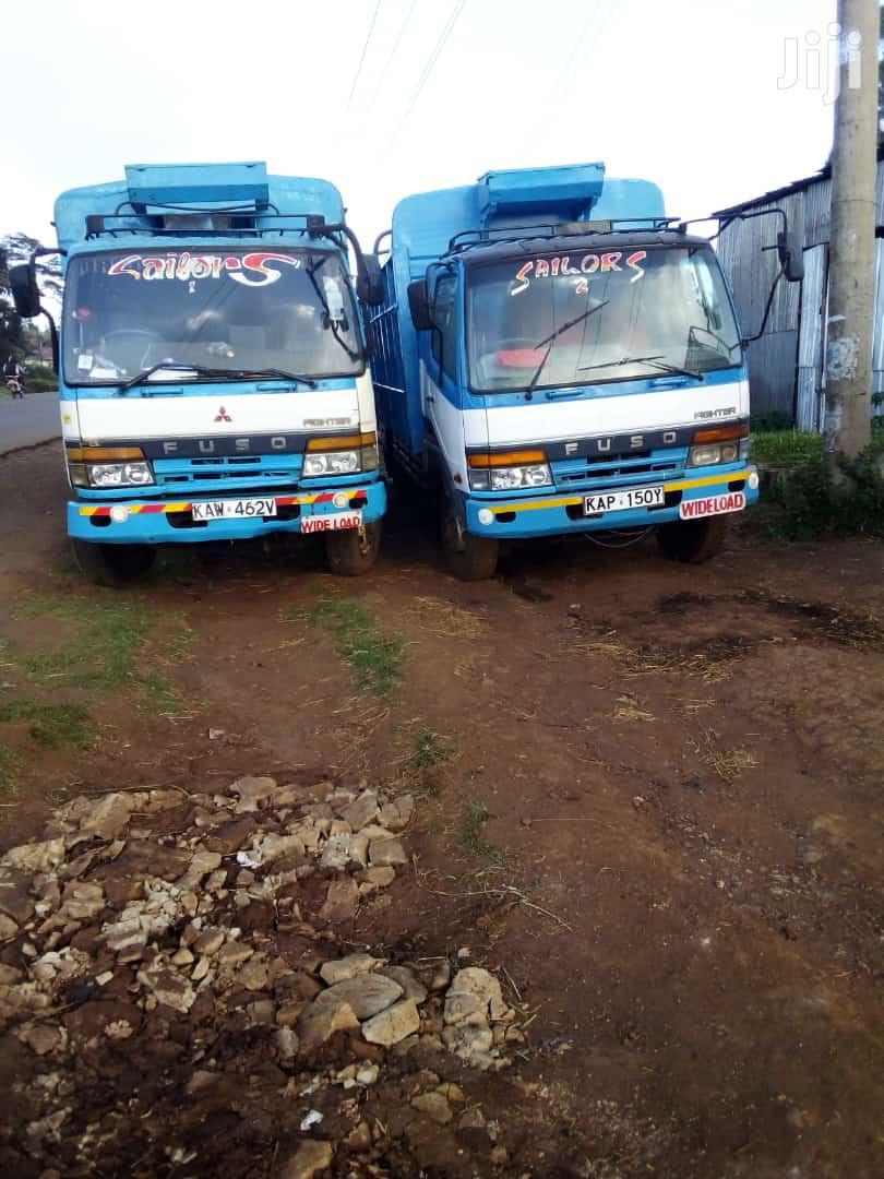 Choice Of Two | Trucks & Trailers for sale in Limuru Central, Kiambu, Kenya