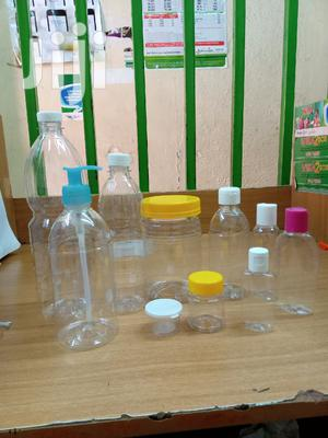 All Kinds Of Plastic Bottles And Packaging Materials.