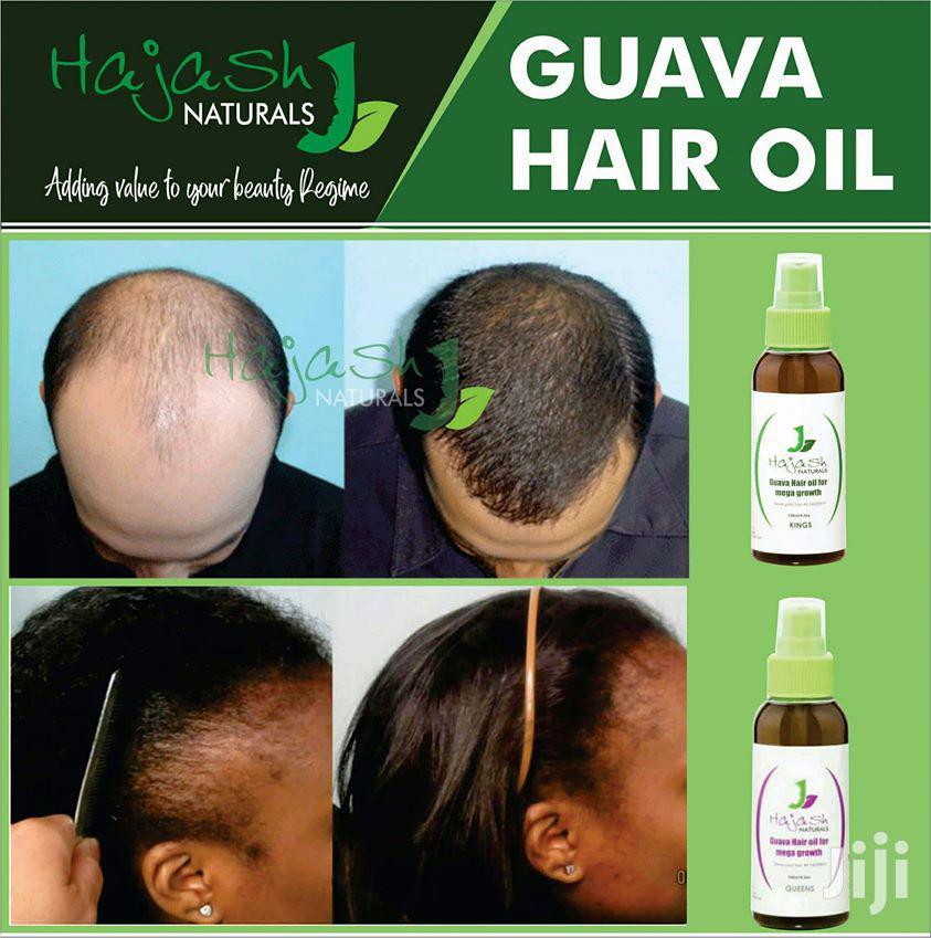 Guava Hair Oil For Mega Hair Growth | Hair Beauty for sale in Nairobi Central, Nairobi, Kenya