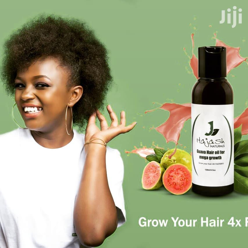 Guava Hair Oil For Mega Hair Growth