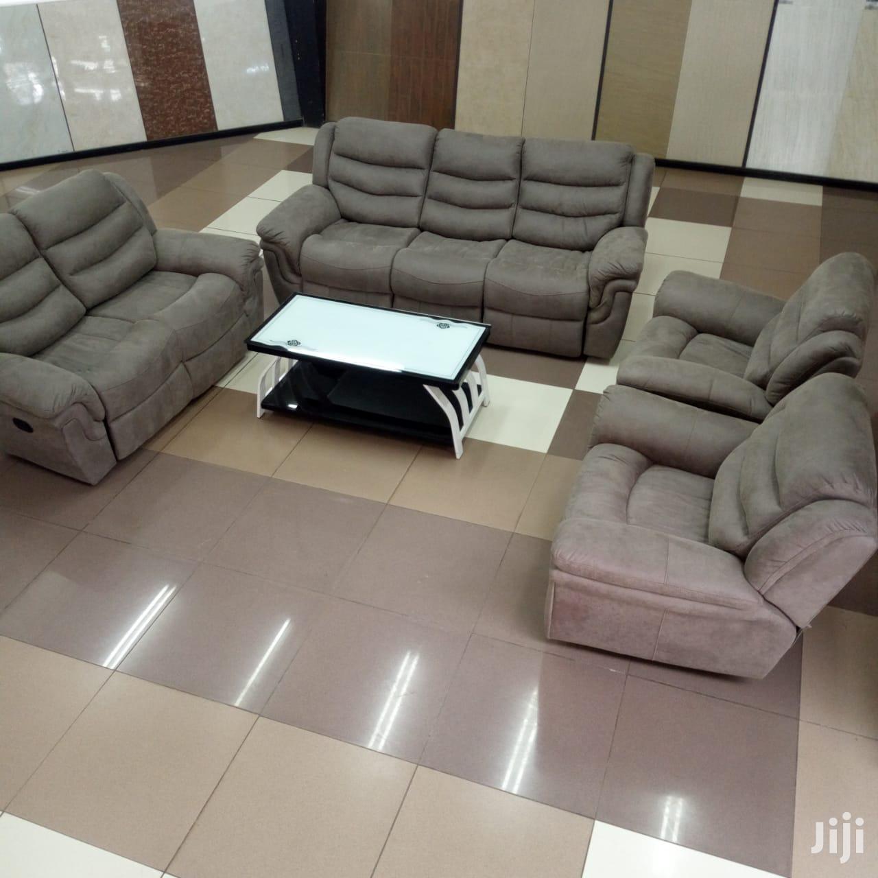 6 Seater Recliner Sofa | Furniture for sale in Embakasi, Nairobi, Kenya