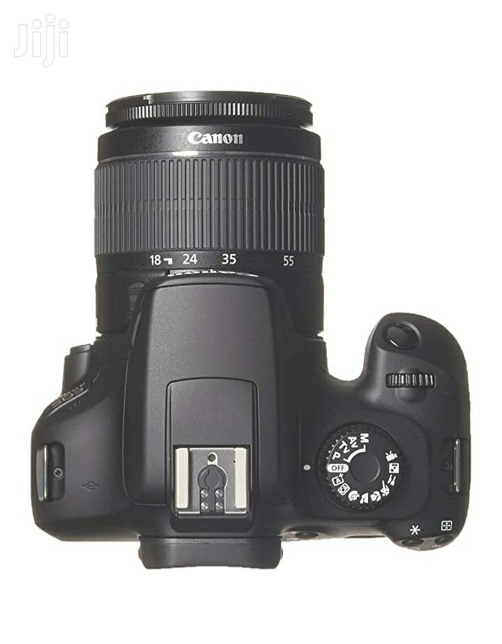 Canon EOS 4000D Digital Camera With EF-S 18-55mm F | Photo & Video Cameras for sale in Nairobi Central, Nairobi, Kenya