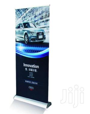Roll Up Banner Printing   Printing Services for sale in Nairobi, Nairobi Central