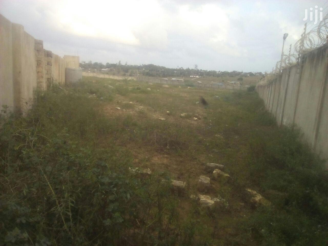 Yard 2 Acers Mazera | Land & Plots For Sale for sale in Changamwe, Mombasa, Kenya