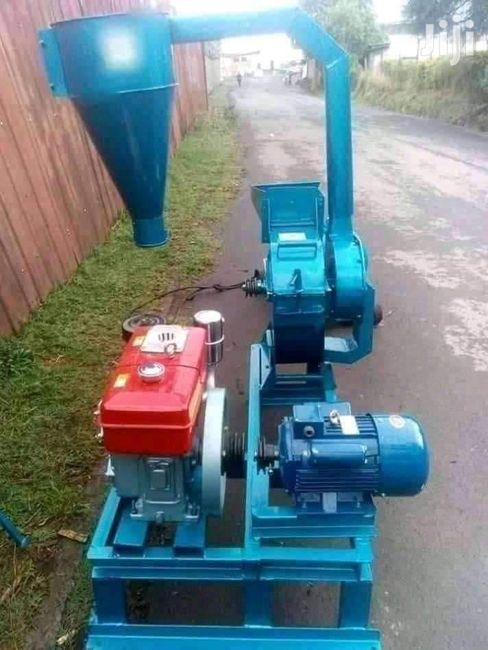 Electric Posho Mill