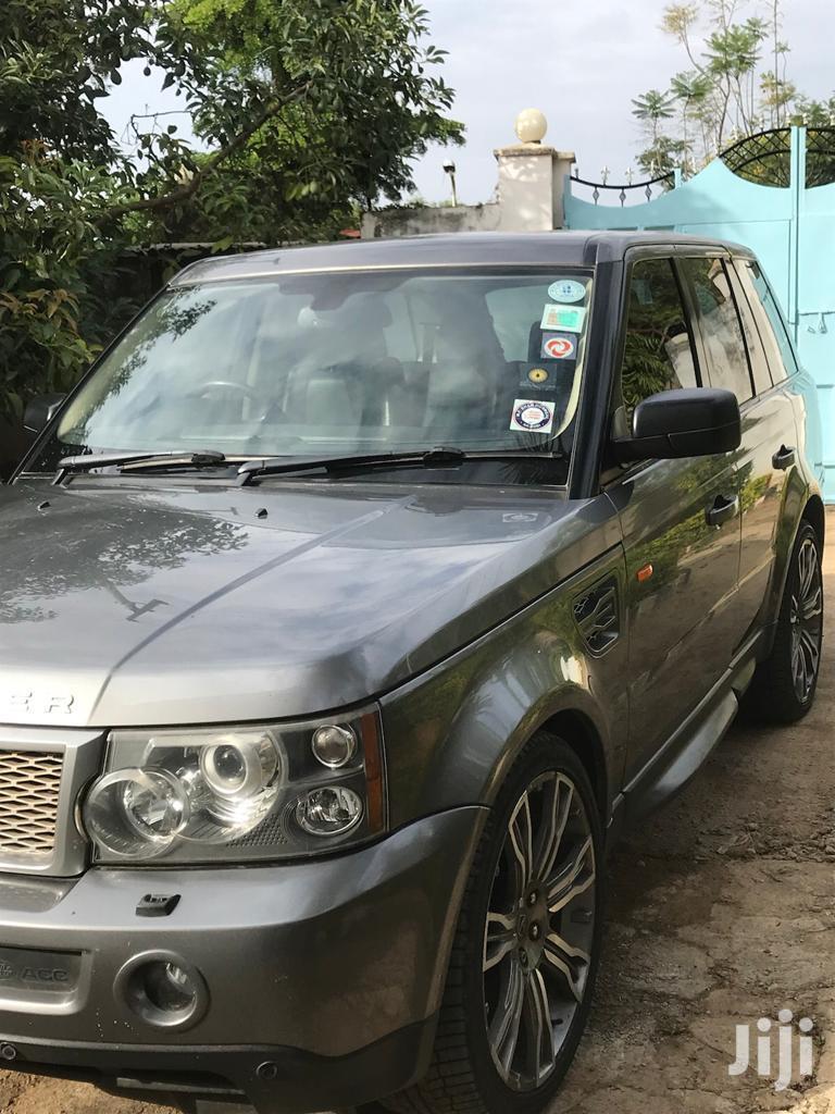 Archive: Land Rover Range Rover Sport 4.2 V8 SC 2008 Gray