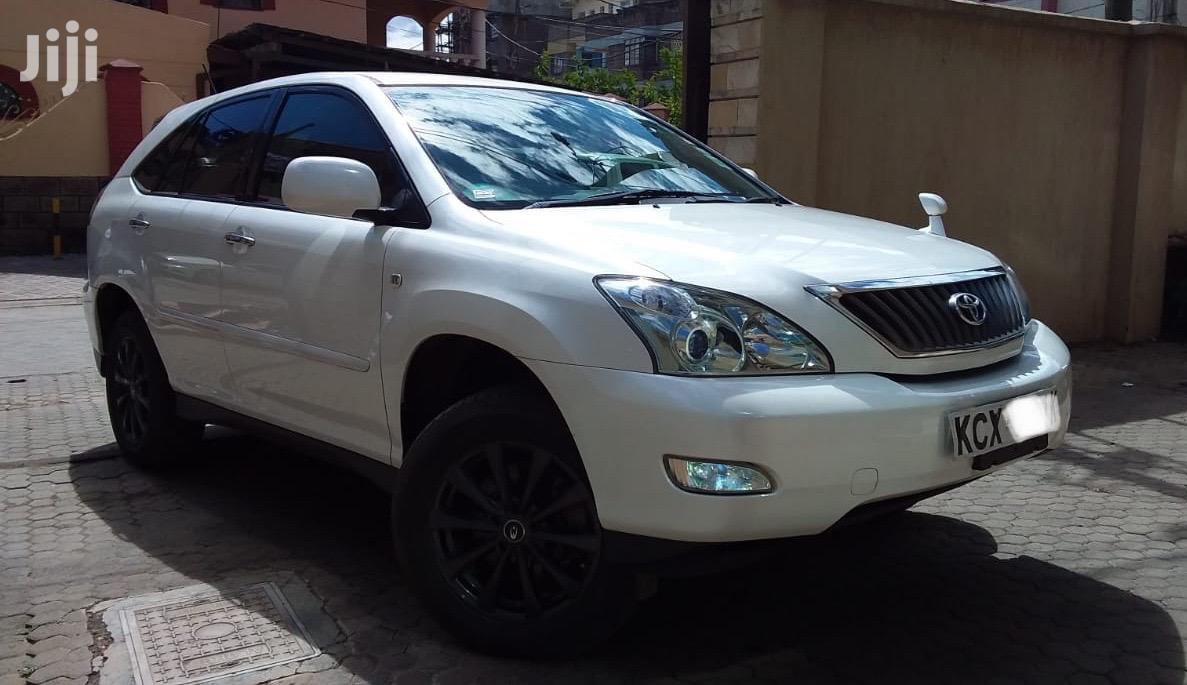 Toyota Harrier 2012 White | Cars for sale in South C, Nairobi, Kenya