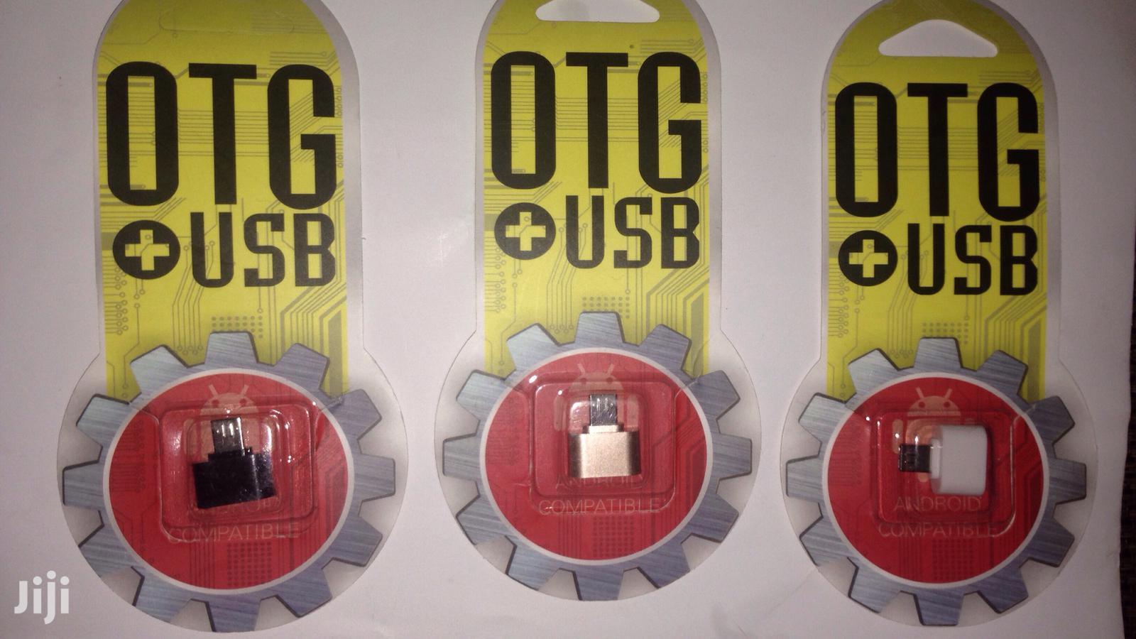 Mini OTG Cable USB OTG Adapter Micro USB To USB