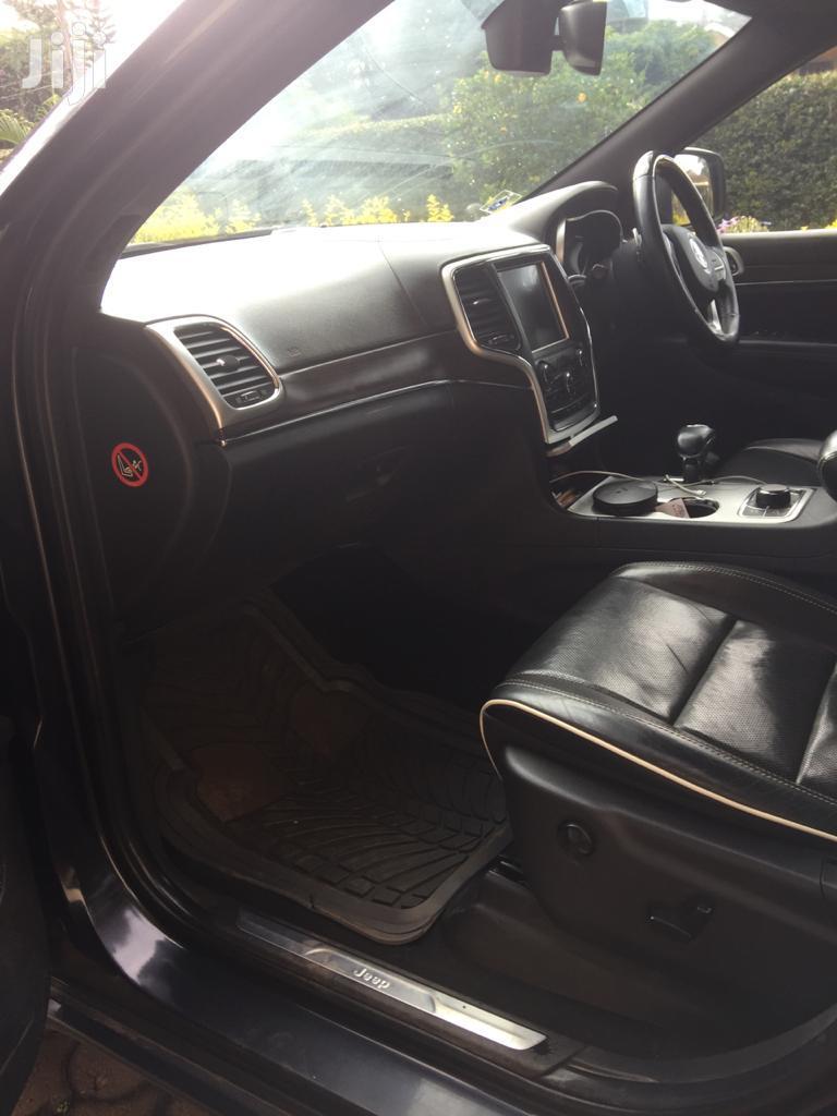 Jeep Grand Cherokee 2014 Gray | Cars for sale in Kitisuru, Nairobi, Kenya