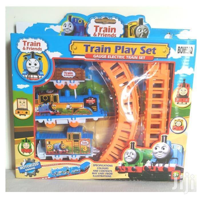 Kids/Children Electric Yellow Or Orange Train Toy | Toys for sale in Nairobi Central, Nairobi, Kenya