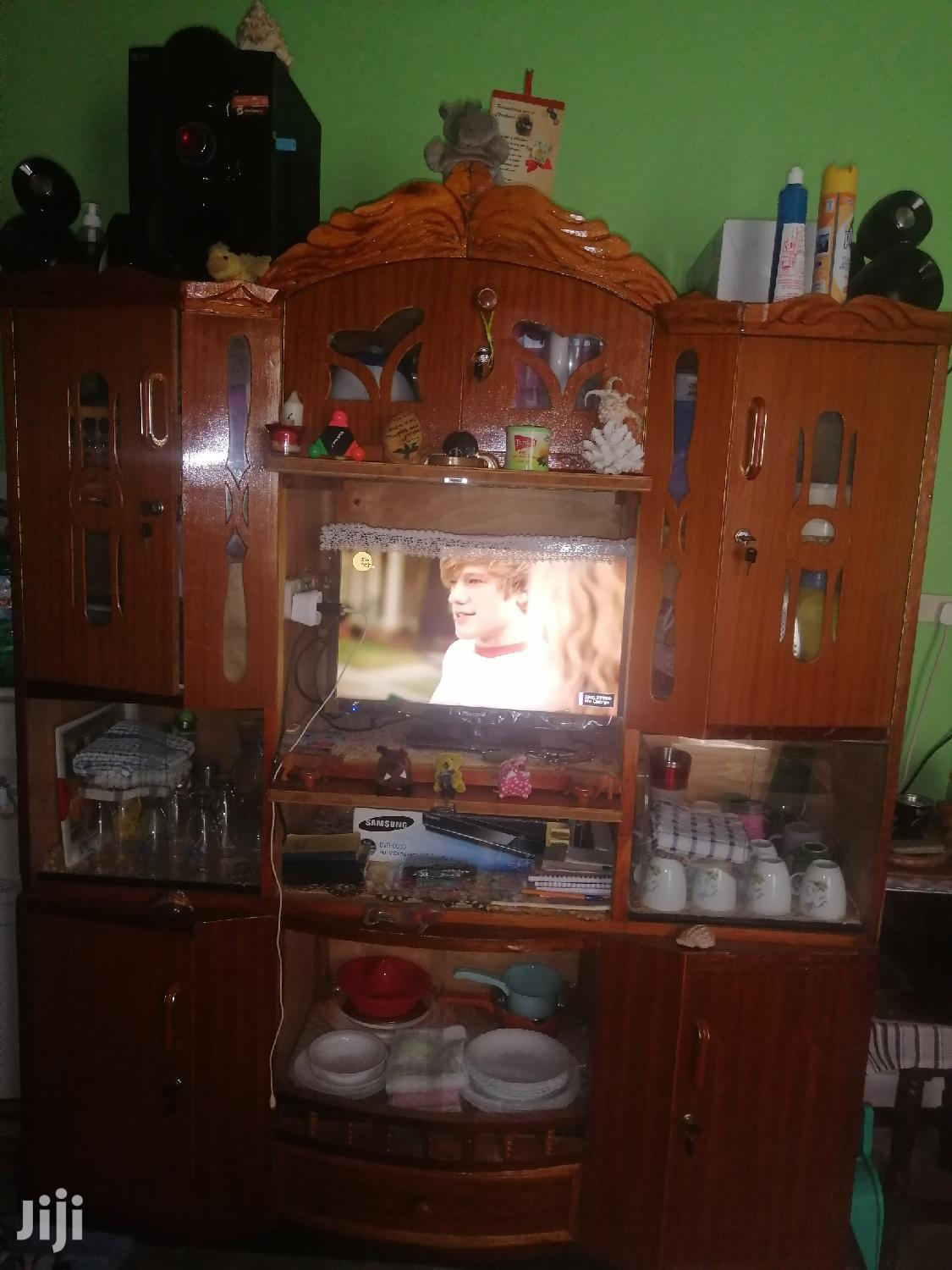 Wall Unit Available | Furniture for sale in Kisauni, Mombasa, Kenya
