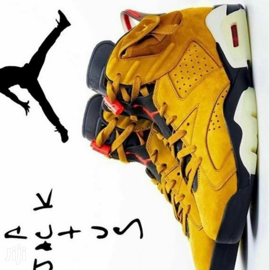Cactus Jack Nike Air Jordan 6   Shoes for sale in Nairobi Central, Nairobi, Kenya