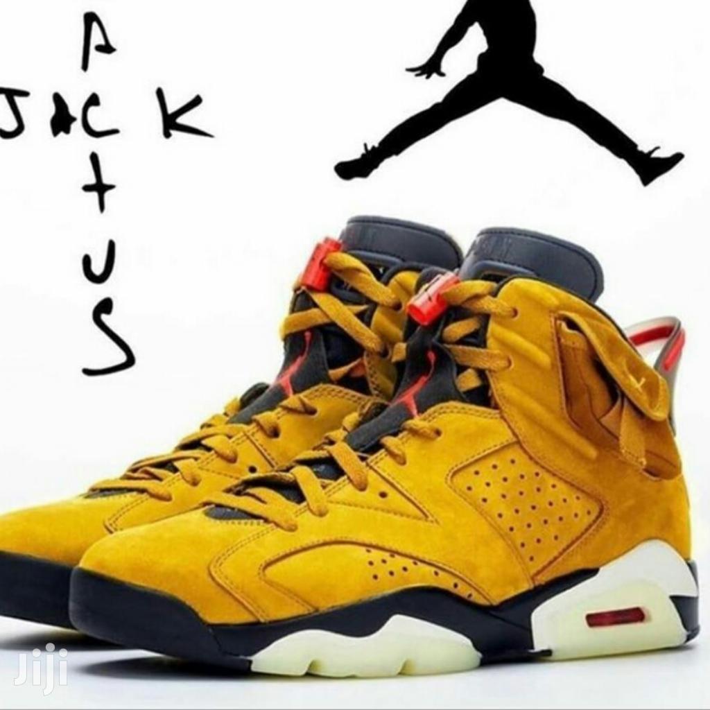 Cactus Jack Nike Air Jordan 6