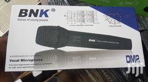 Bnk Wired Microphone Dm 2