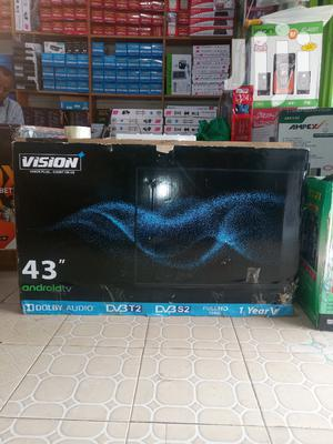 Vision Smart+Android Tv 43""