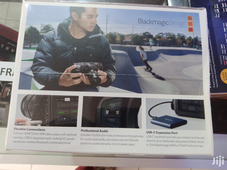 New Black Magic Pocket Camera With 4k Videos | Photo & Video Cameras for sale in Nairobi Central, Nairobi, Kenya