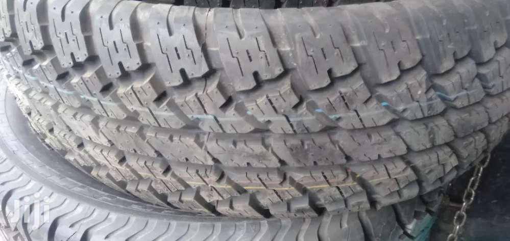 265/65/17 Maxtrek Tyres Is Made In China